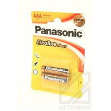Panasonic Alkaline Power LR03APB/2BP LR03 BL2 Элемент питания LR03