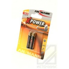 ANSMANN X-POWER 5015603 LR03 BL2 Элемент питания LR03