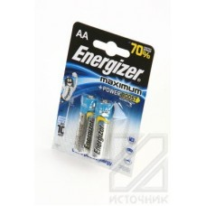 Energizer Maximum+Power Boost LR6 BL2 Элемент питания LR6