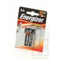 Energizer Plus+Power Seal LR6 BL2 Элемент питания LR6
