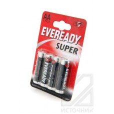 EVEREADY R6 Super HD BL4 Элемент питания R6