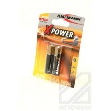 ANSMANN X-POWER 5015613 LR6 BL2 Элемент питания LR6