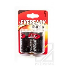 EVEREADY Super Heavy Duty R20 BL2 Элемент питания R20