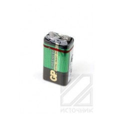 GP Greencell 1604G/6F22 SR1, в упак 10 шт Батарея 6F22