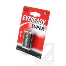 EVEREADY Super Heavy Duty 6F22 BL1 Батарея 6F22