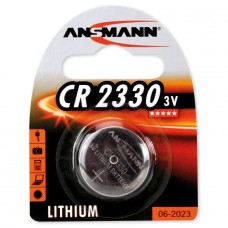 ANSMANN 1516-0009 CR2330 BL1 Элемент питания 2330