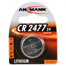 ANSMANN 1516-0010 CR2477 BL1 Элемент питания 2477