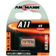 ANSMANN 1510-0007 A11 BL1 Батарея 11A