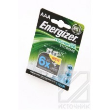 Energizer Recharge Extreme AAA 800mAh BL2 Аккумулятор MH800AAA