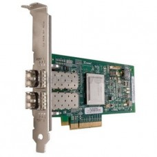 Адаптер Dell QLogic 2562 Dual Port 8Gb Fibre Channel HBA -Full Profile kit (406-BBEK-1)