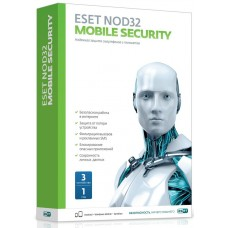 ПО Eset NOD32 Mobile Security 3ПК/1 год (12мес) (NOD32-ENM2-NS(BOX)-1-1 )