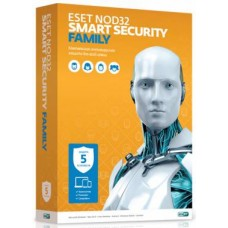 ПО Eset NOD32 NOD32 Smart Security 3ПК 3-Desktop 6 months (NOD32-ESS-NS(BOX6M)-1-3)