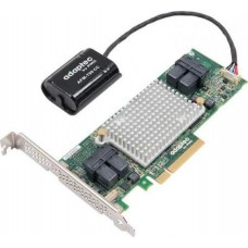 Контроллер Adaptec ASR-81605Z SGL RAID 0/1/1E/10/5/6/50/60 16i-ports 1Gb Flash BBU (2287101-R)