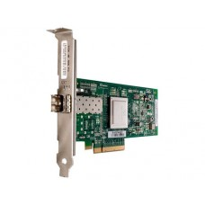 Контроллер Dell QLogic 2562 Dual Port 8Gb/s FC PCIe low profile Kit (406-10471/C05FD-1)